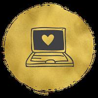 Über-mich-Seite für Heldinnen Icon midi